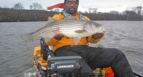 Article image - Catching Spring Stripers