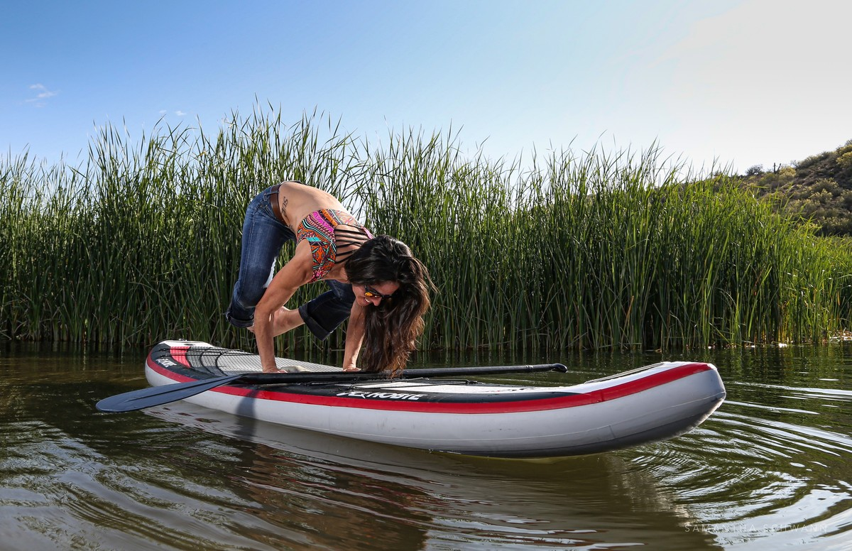 Article image - Hobie Stand Up Fitness
