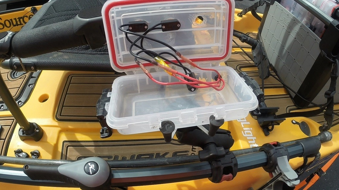 Article image - Top gun switch box