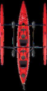 Mirage Tandem Island Pedal Kayaks