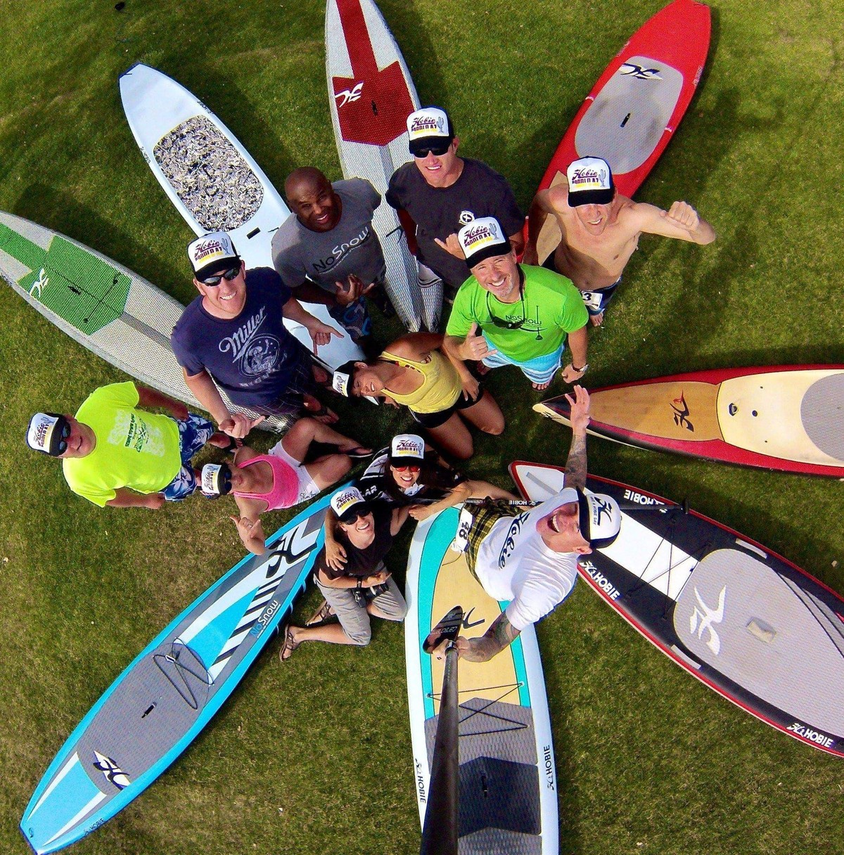 Article image - Suzi's Top 12 Reasons to SUP