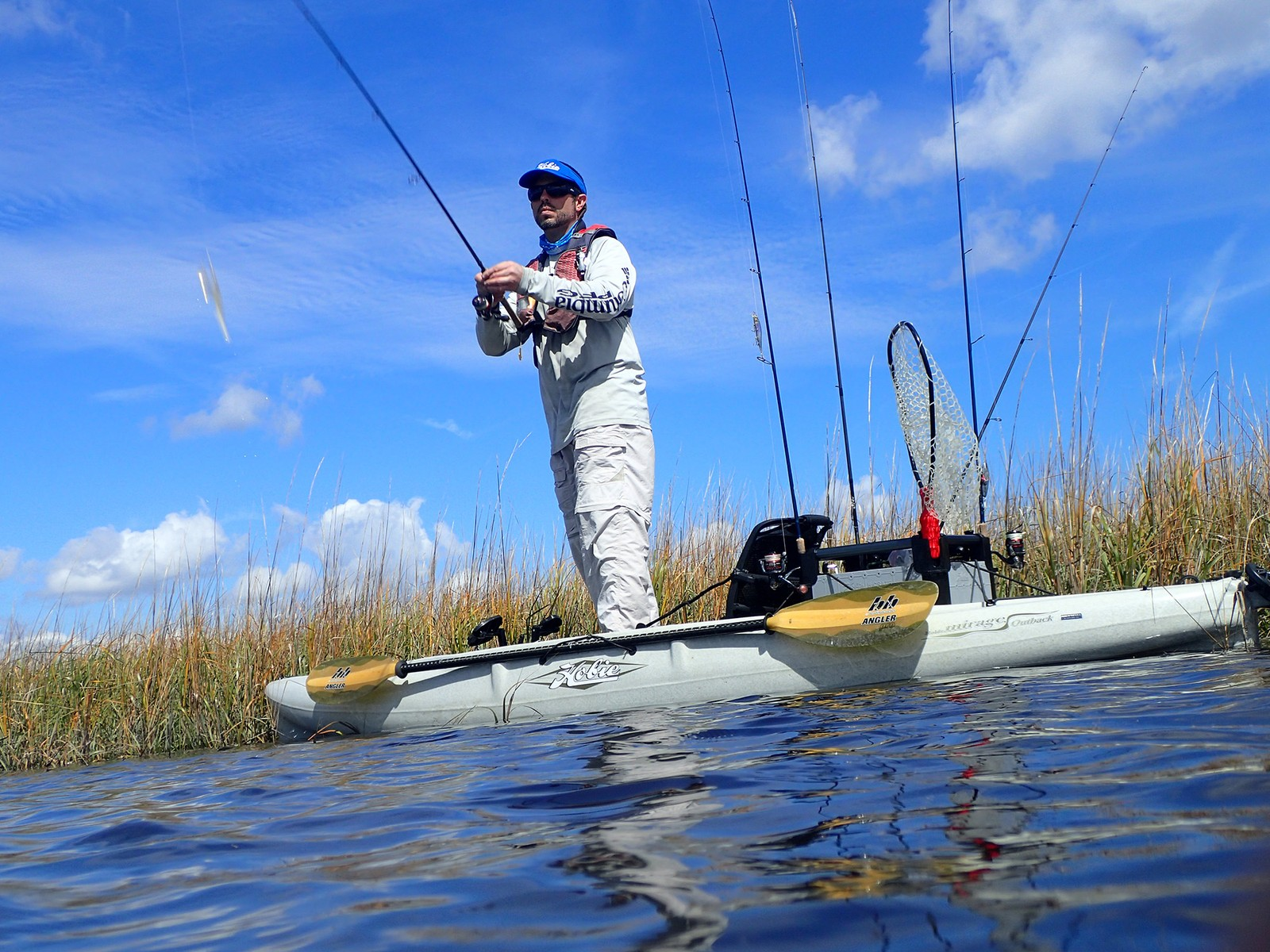 Getting started in tournament fishing hobie fishing for Online fishing tournament