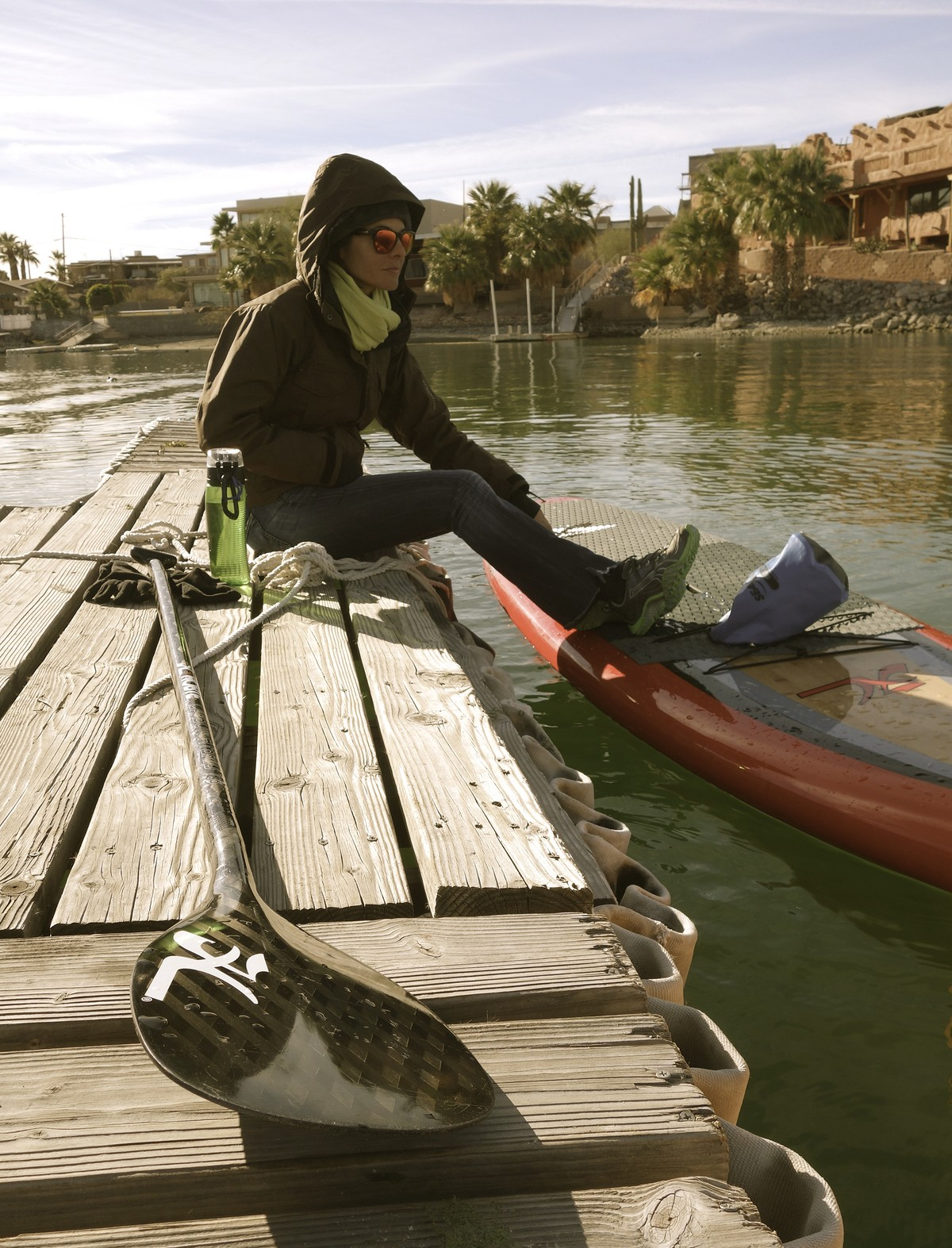 Article image - Hobie Venture SUP review