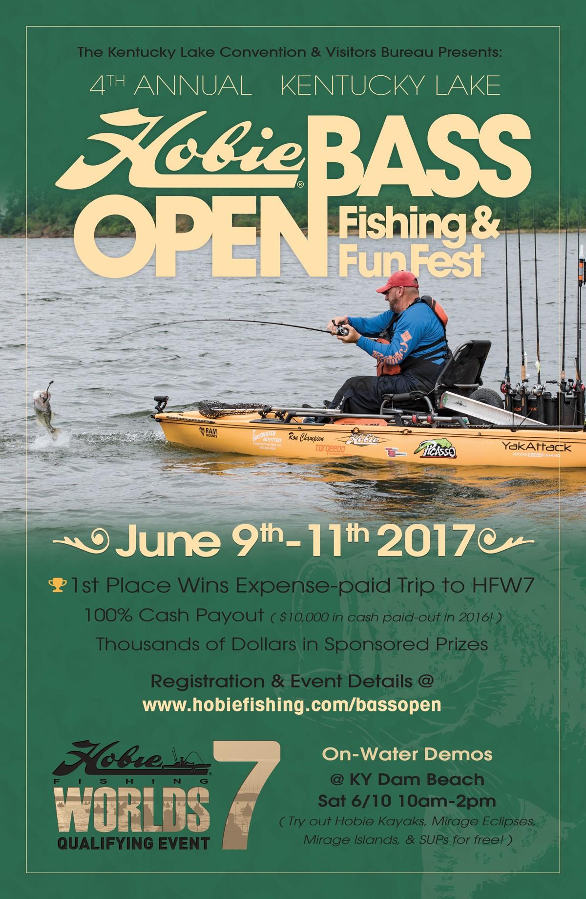 Article image - 2017 Hobie Bass Open