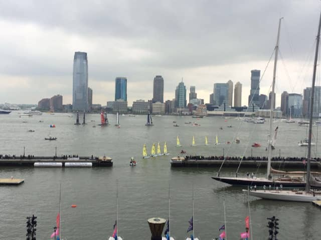 America's Cup Endeavor - NYC Event