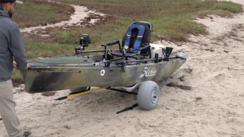 Dolly carts, Pro Angler and Islands