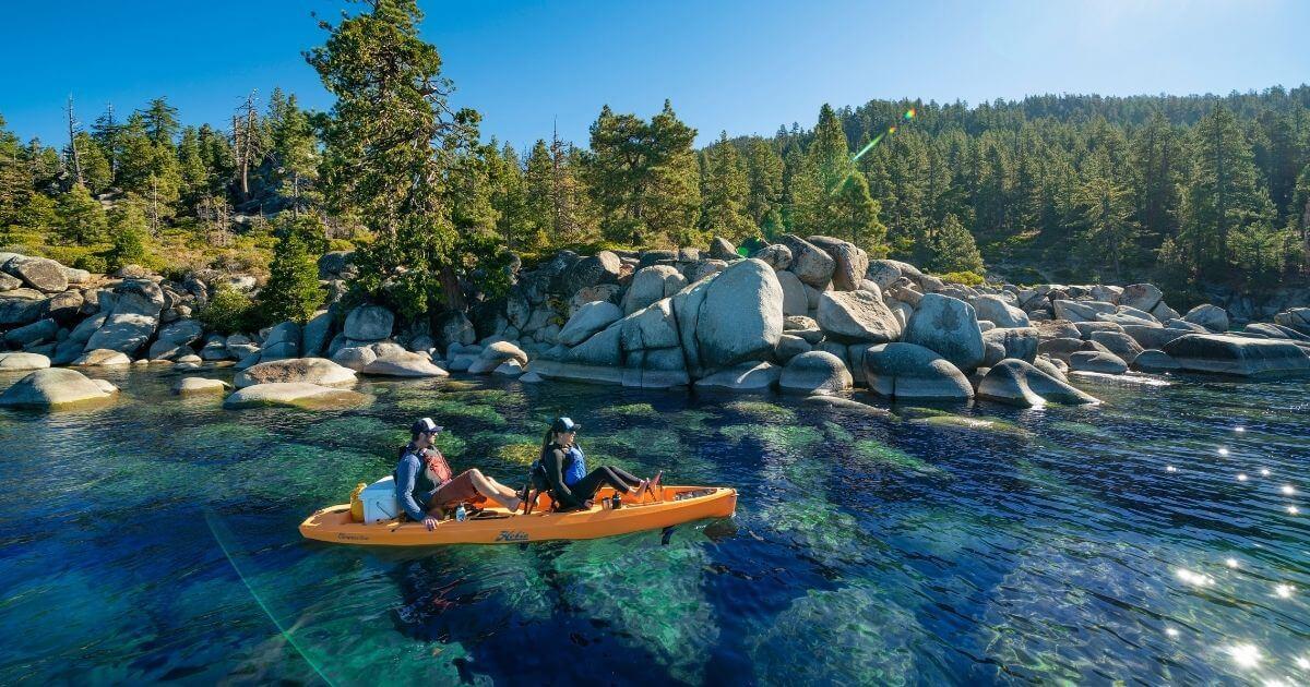 MirageDrive Kayak
