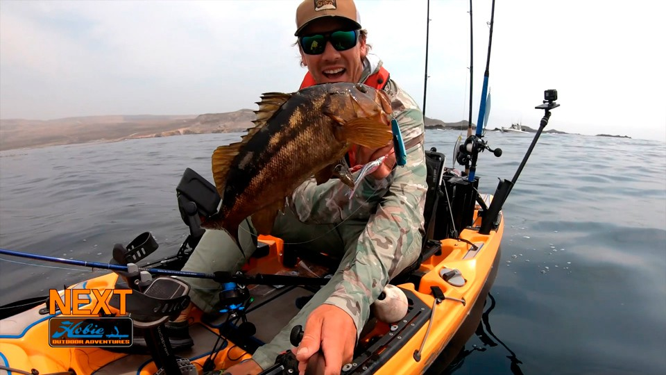 SoCal Kayak Fishing Tour Part 3: San Clemente Island