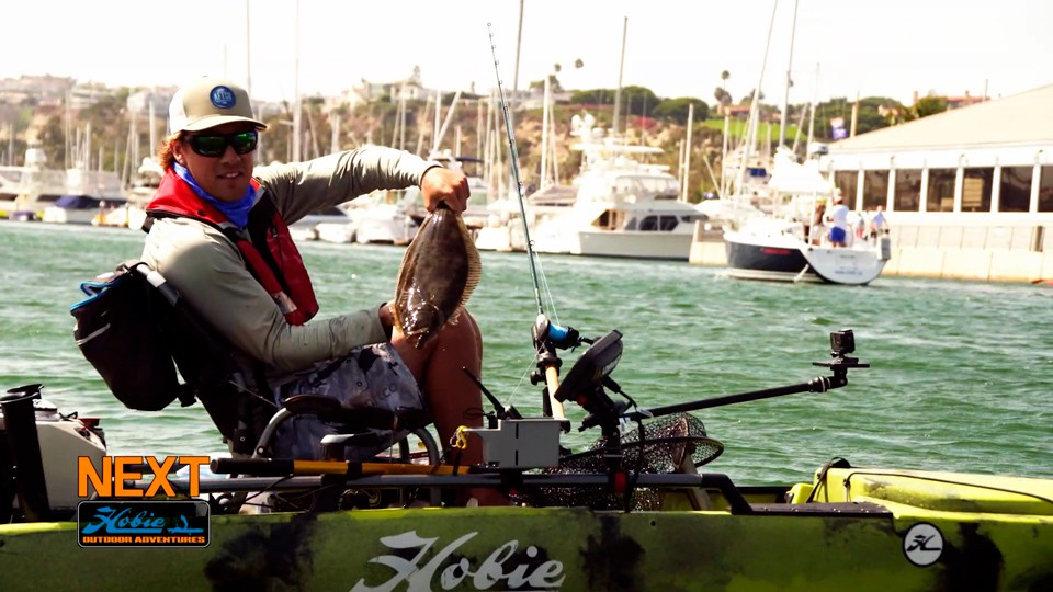 SoCal Kayak Fishing Tour Part 4: Dana Point Harbor