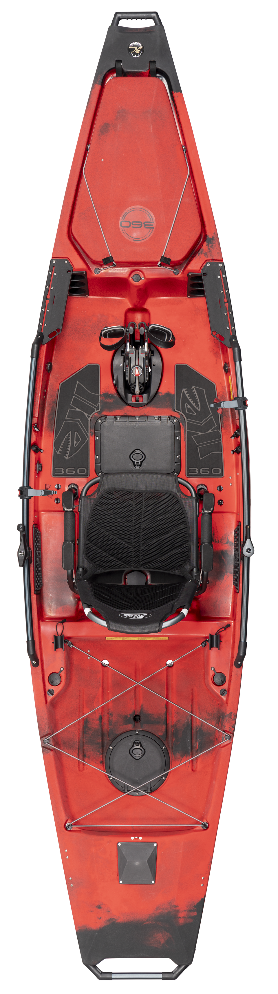 Mirage Pro Angler 14 360 Mike Iaconelli Edition Product Image