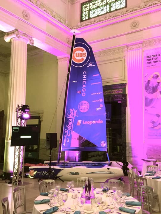 America's Cup Endeavor - Chicago Fundraiser