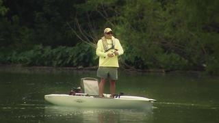 Inside Look at Kayaking and Fishing - (S3E1)