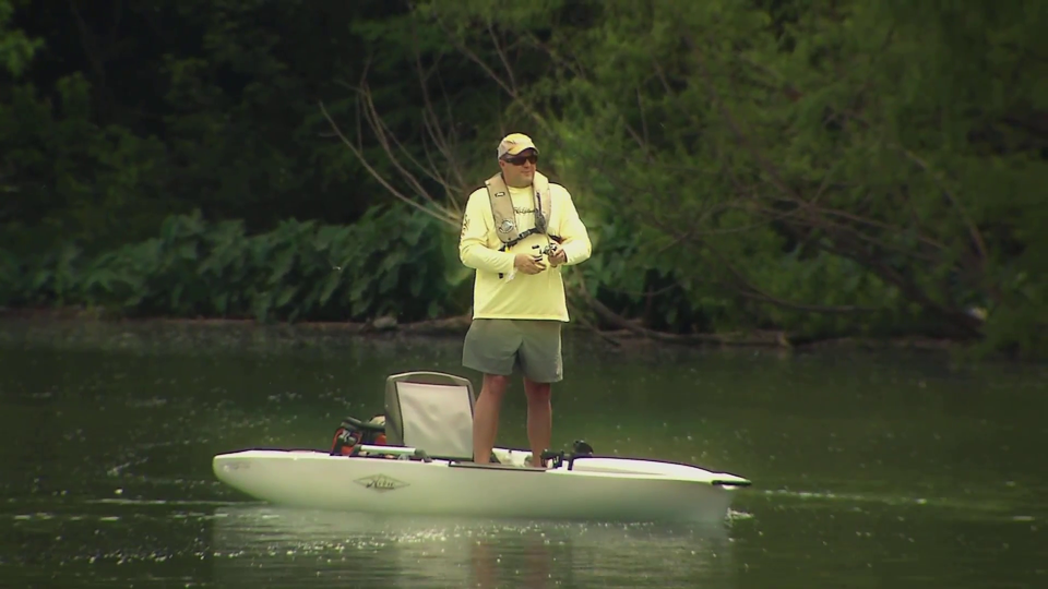 Inside Look at Kayaking and Fishing