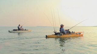 Road Trip 2013: Ray Roberts Striper- (S3E6)
