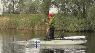 Hobie Fishing Worlds, Amsterdam, Part 1 - (S4E9)