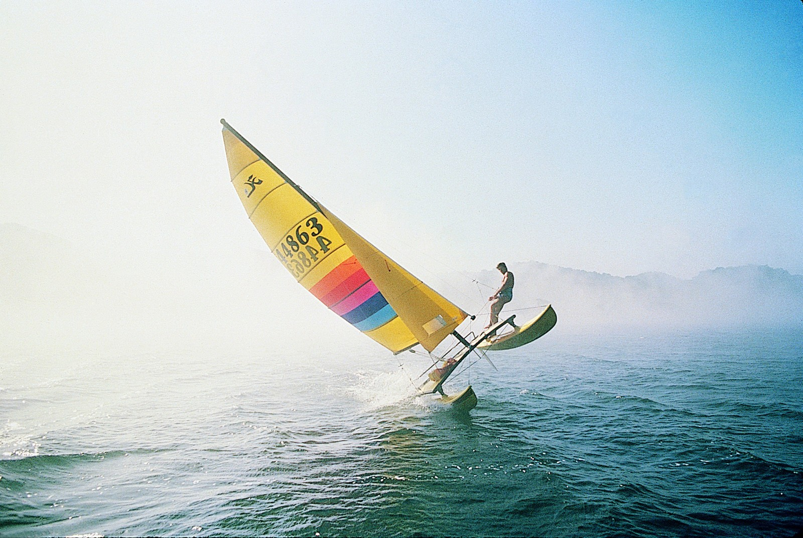 Hobie 14 Fiberglass Sailboats Hobie Cat