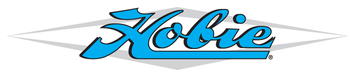 "Hobie ""Script in Diamond"" Logo"