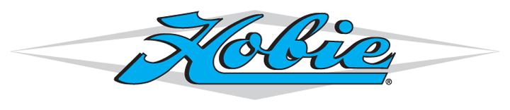 """Hobie """"Script in Diamond"""" Logo"""