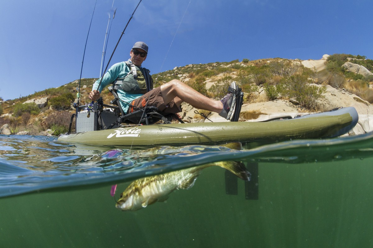 Article image - Hobie Introduces MirageDrive 180 Forward-Reverse System