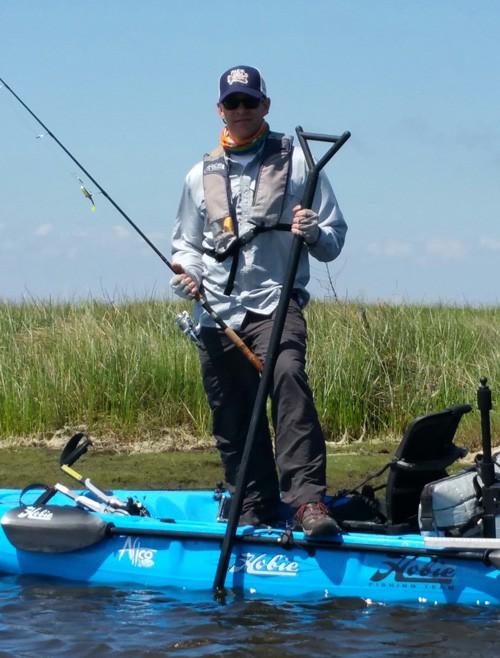 Steve Lessard, Tackle Busting Redfish