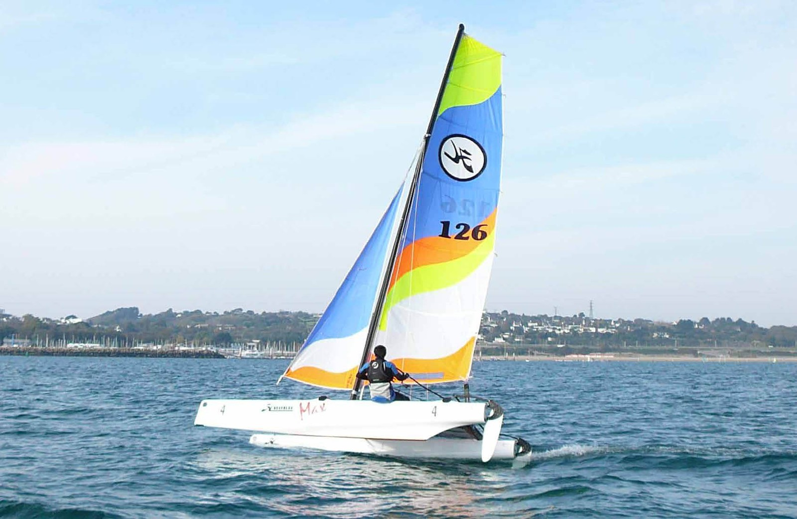 Max Easy Evo Sailing