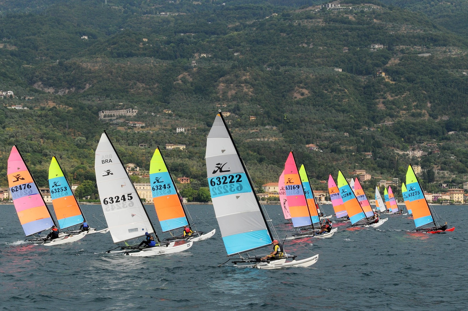 Hobie 14 Multi-worlds 2015