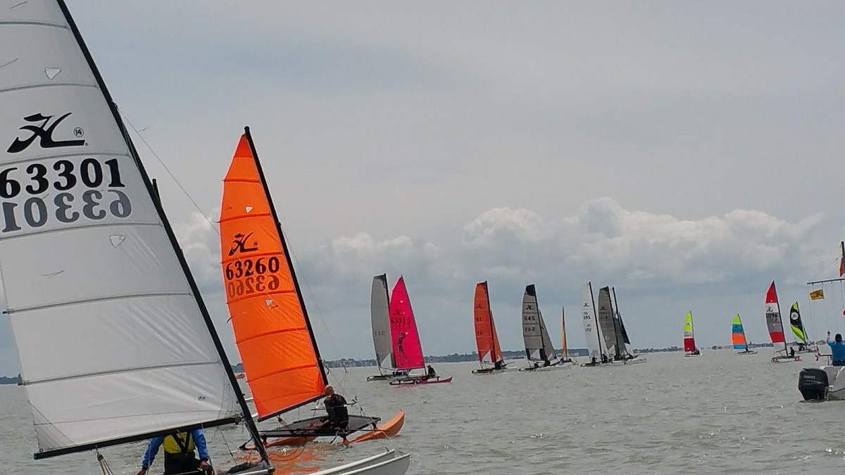 Coupe Nationale Hobie Cat