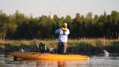 El Pro Angler 14 de Rob Wendel