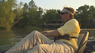 Austin, Texas Bass Fishing & the Hobie Pro Angler (S1E3)
