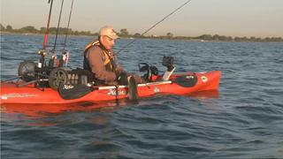 Kayak Fishing Classic na Jamaica Bay, NY
