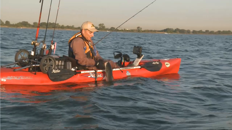 Kayak Fishing Classic in Jamaica Bay, NY