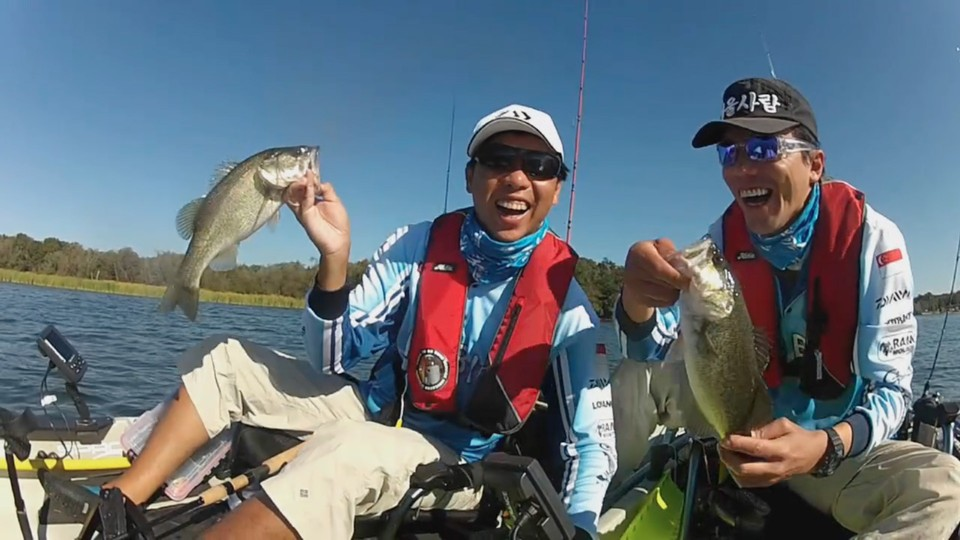 2012 Hobie Fishing World Championship, Austin, Texas - Part Two