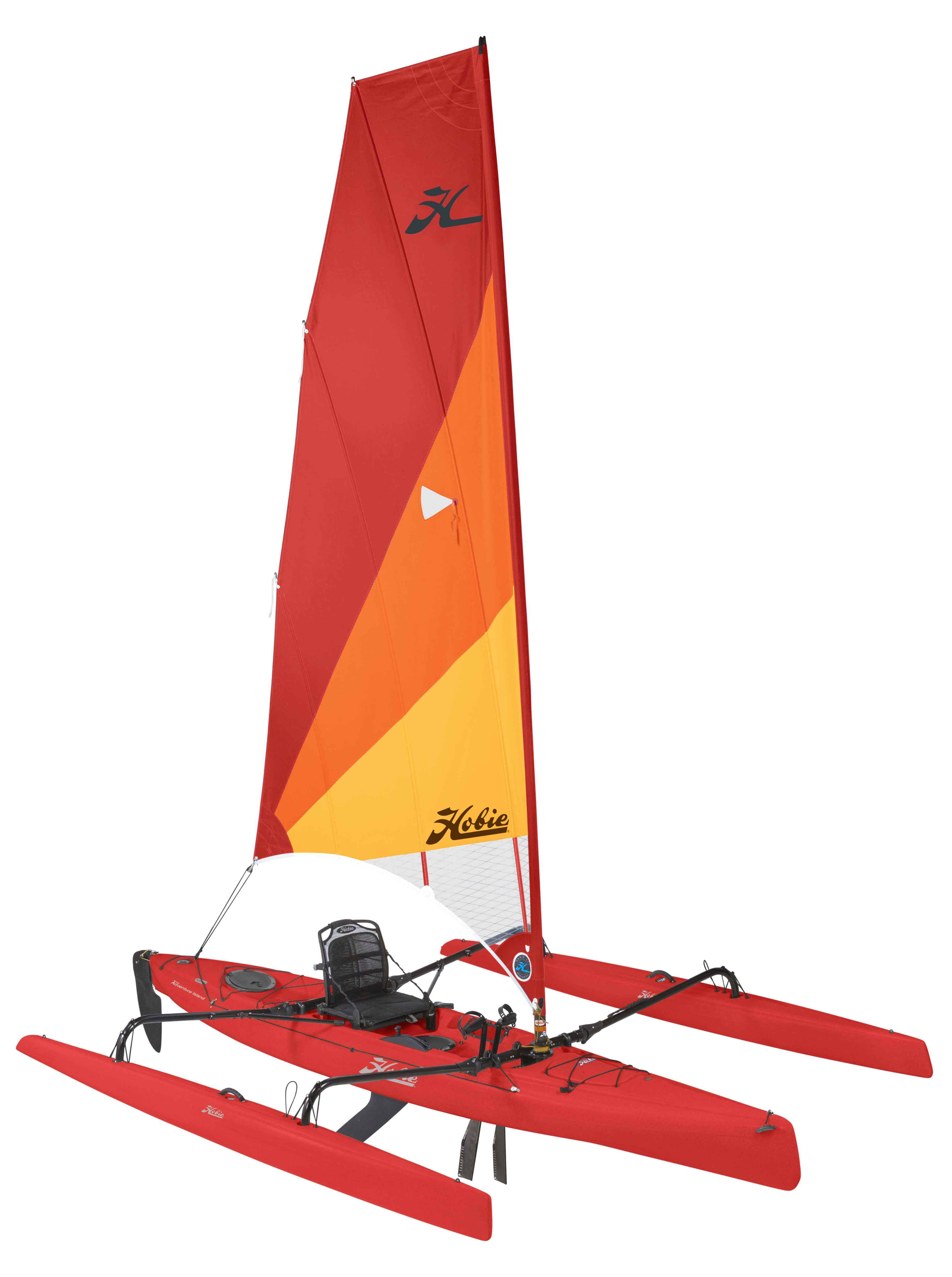 Hobie Forums • View topic - Getaway or Weta for my next boat?