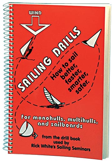 BOOK, SAILING DRILLS: