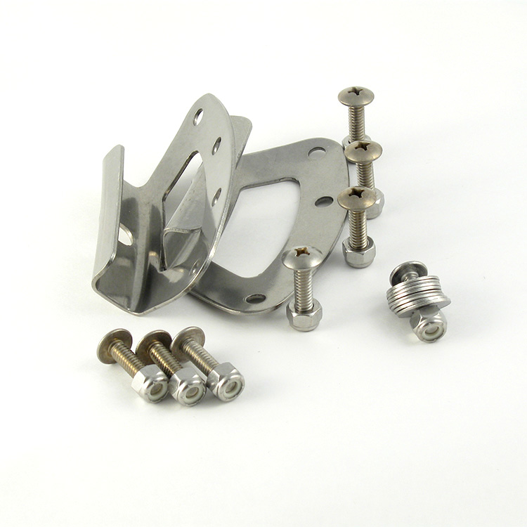 SHROUD ANCHOR PLATE KIT (PAIR)