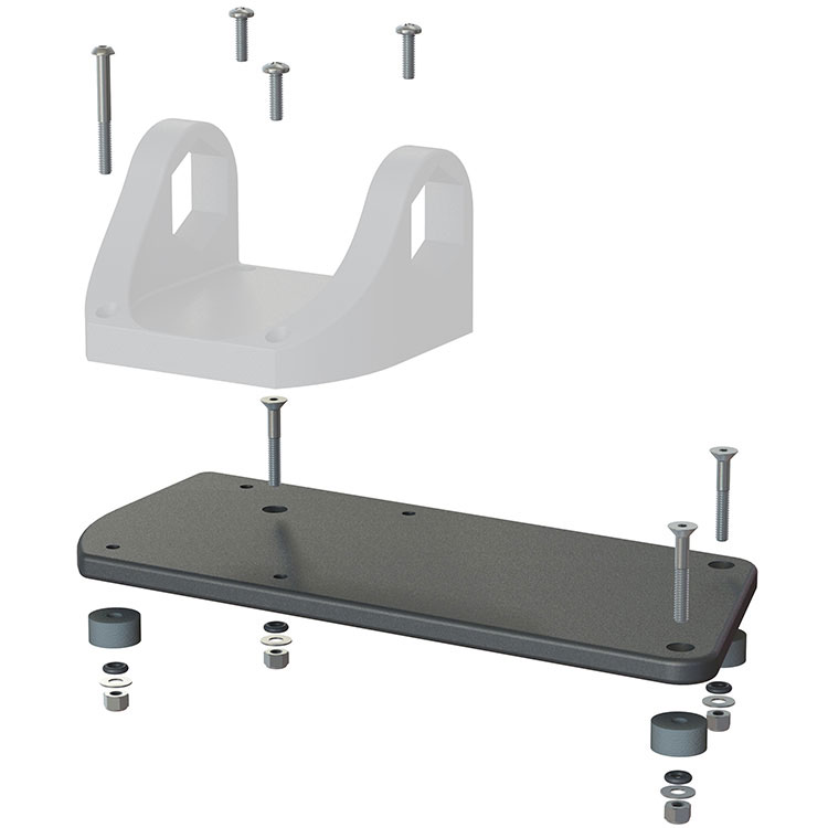 OUTBACK POWER-POLE MOUNT 2007-