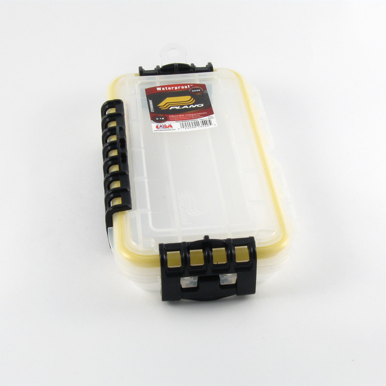 TACKLE BOX - SMALL YELLOW