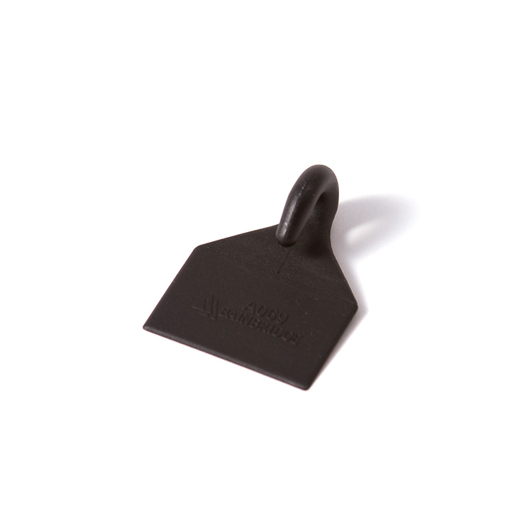 HOOK BLK NYLON SEW-ON