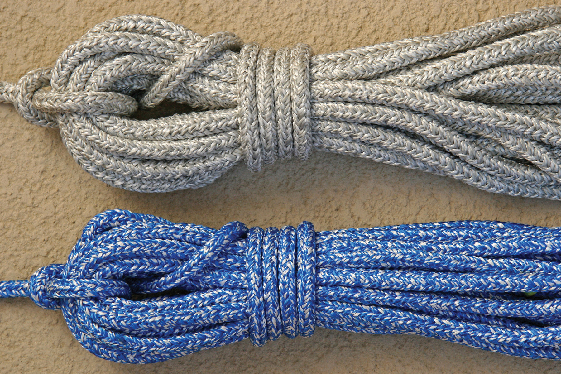 LINE ROBLINE RACE 8MM BLUE/WHI