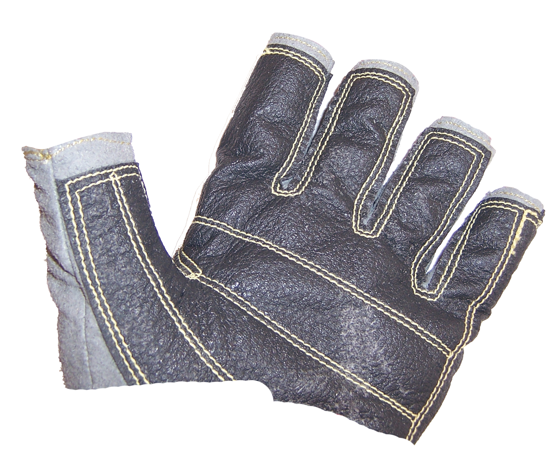 GLOVES-FINGERLESS MD STICKY