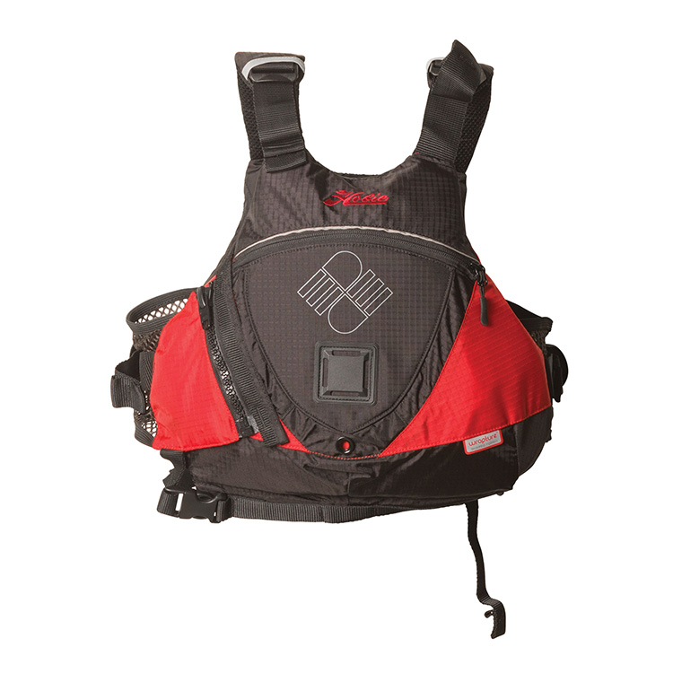 PFD EDGE RED LG/XL