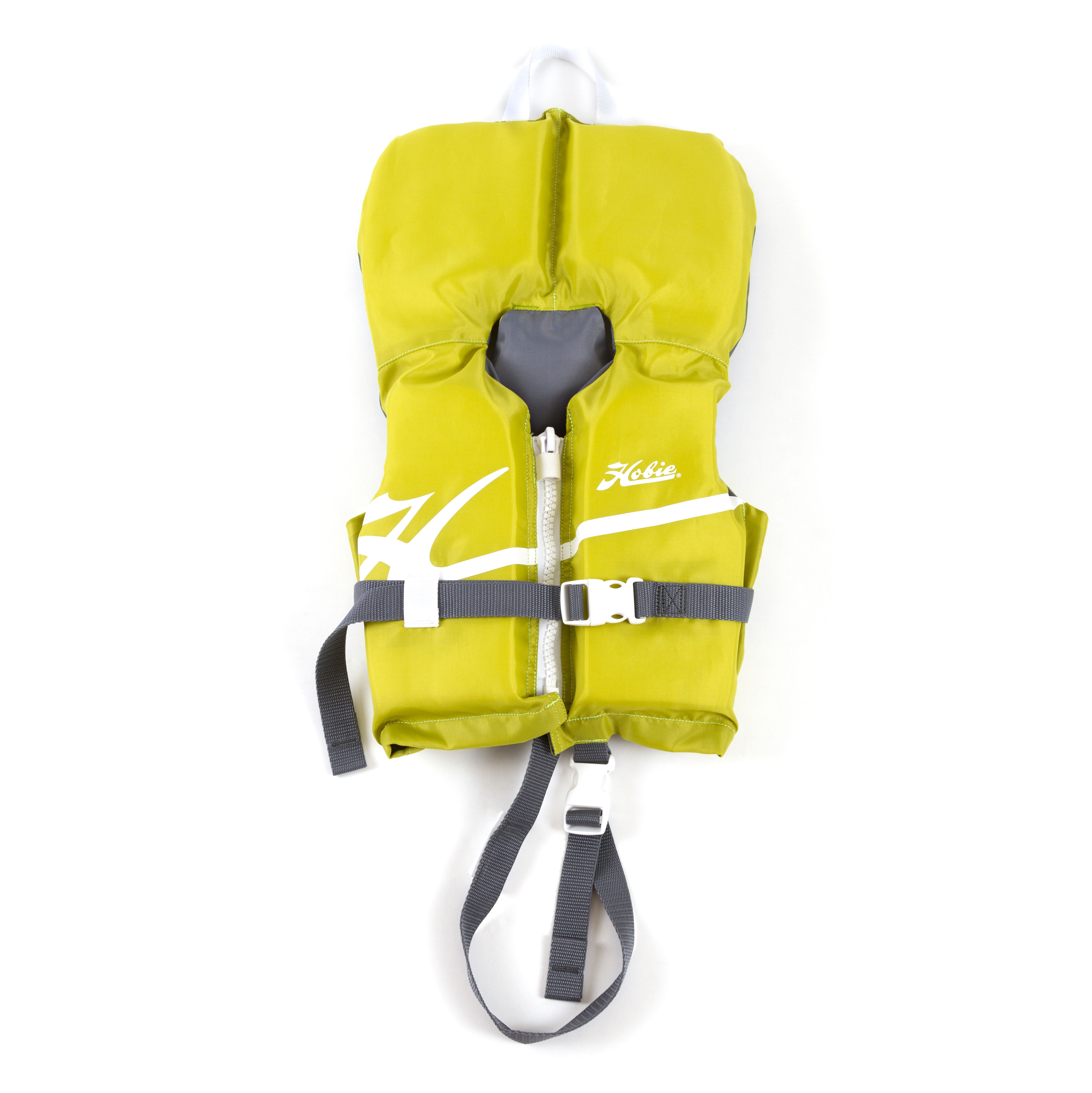 PFD INFANT LIME GREEN <30#