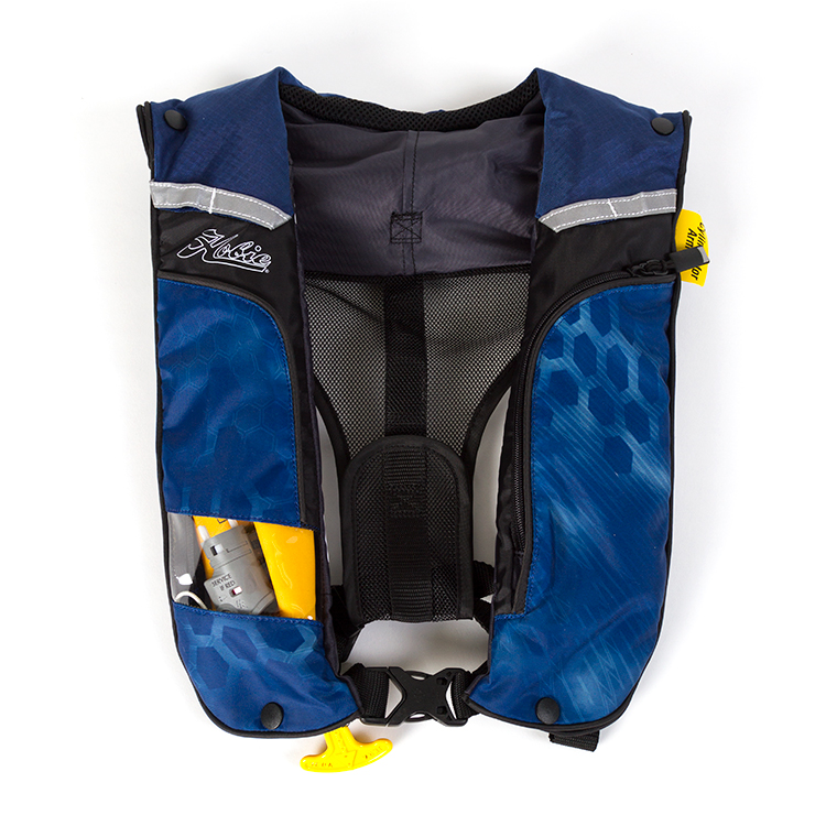 PFD INFLATABLE BLUE - 24g
