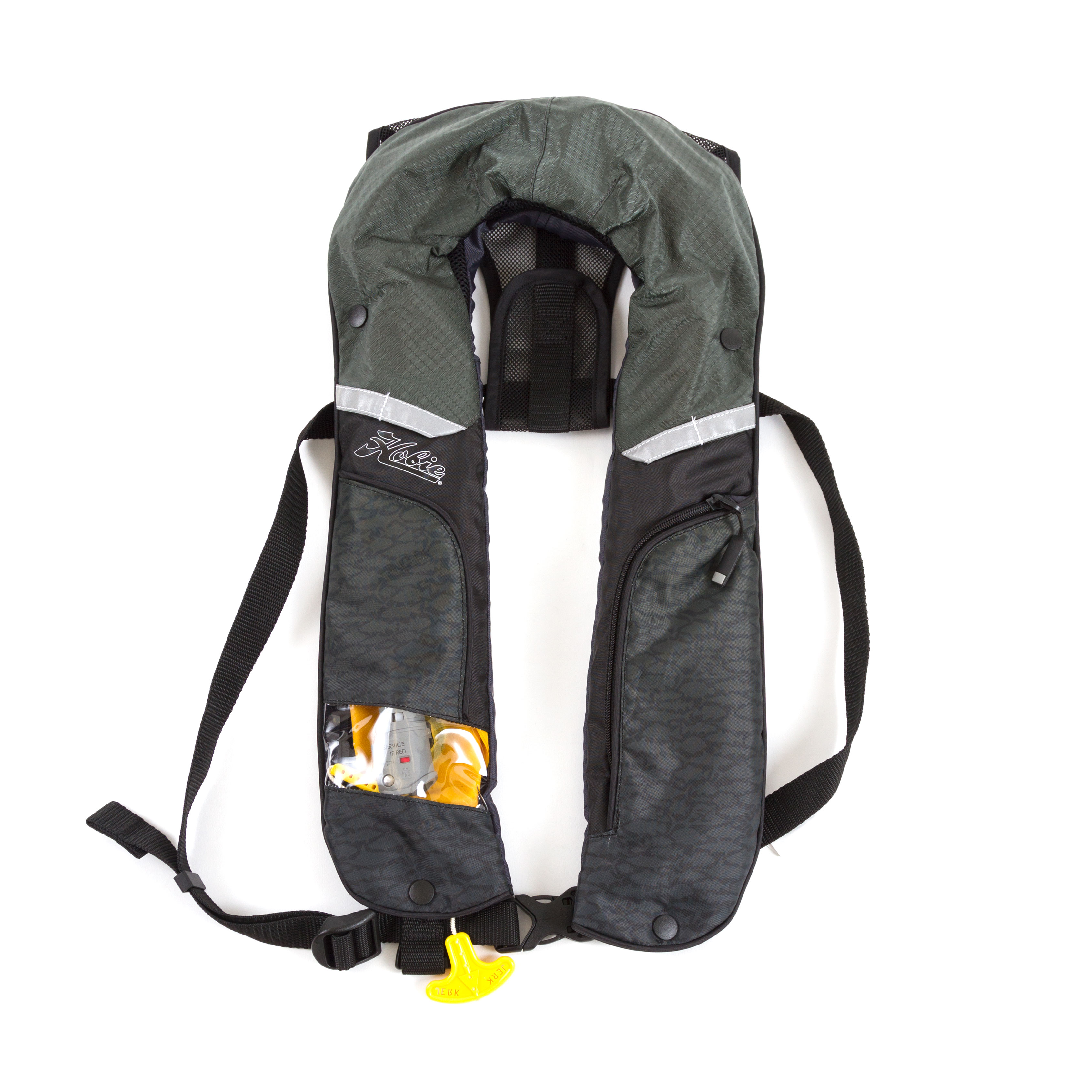 PFD INFLATABLE GREEN - 24g