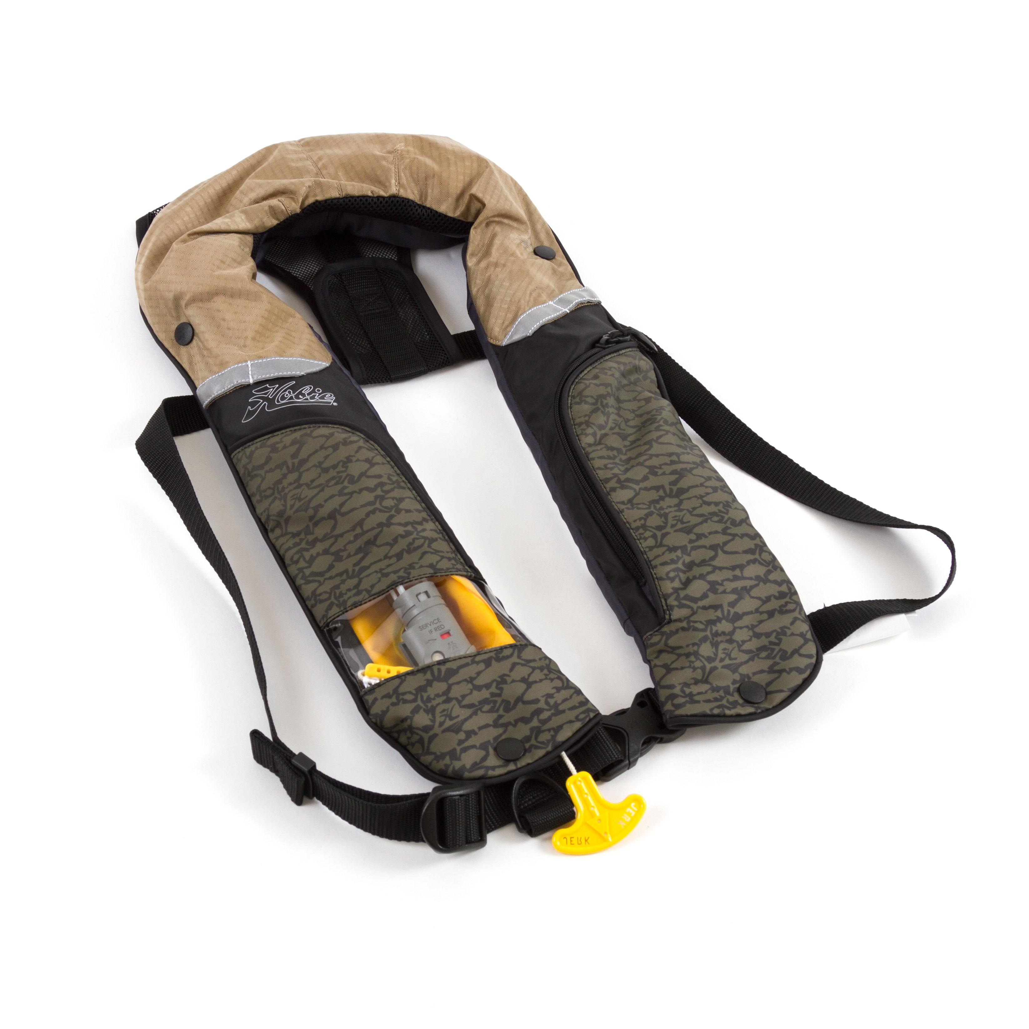 PFD INFLATABLE TAN - 24g