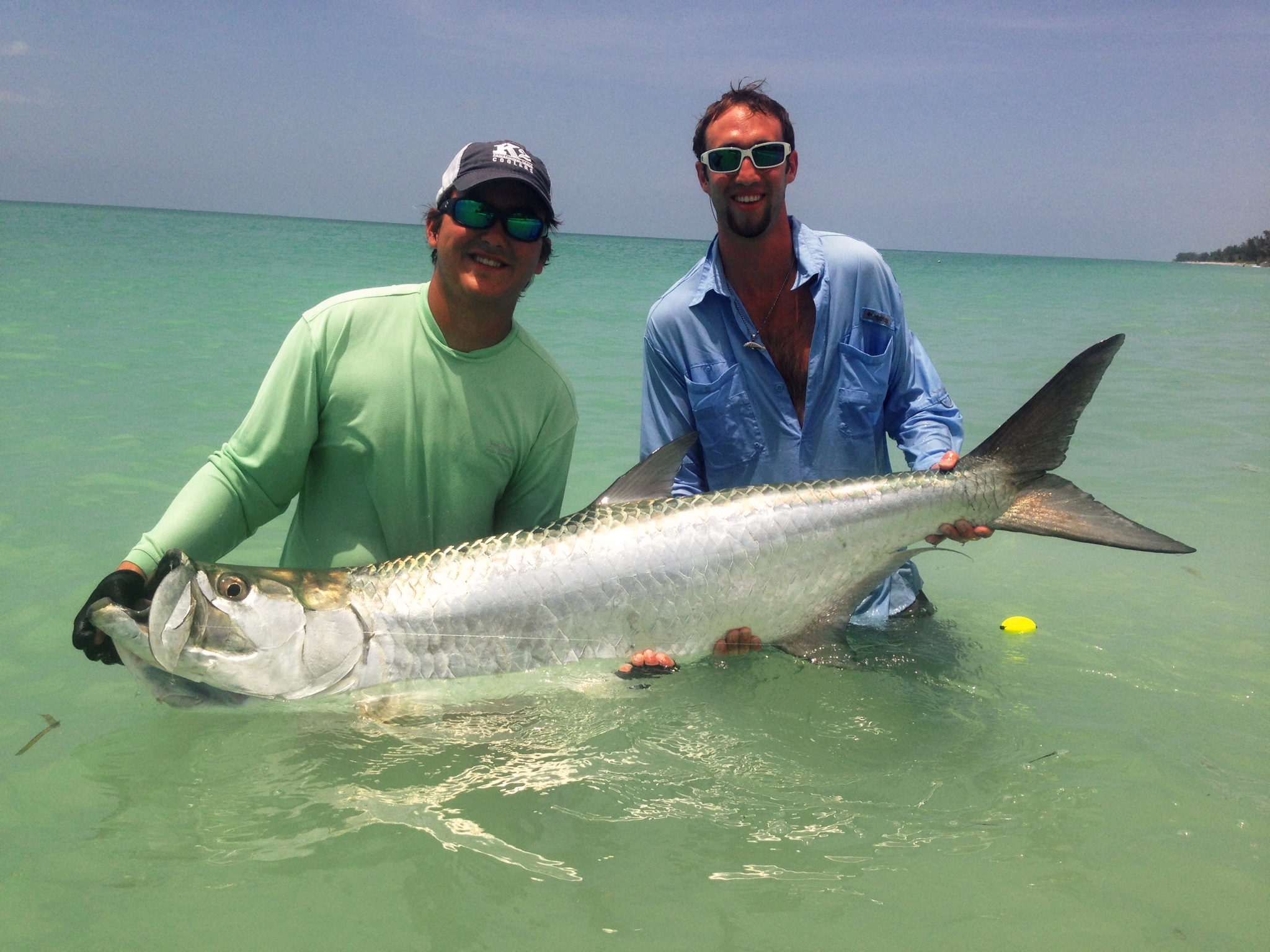 tarpon fishing southwest florida beaches hobie fishing