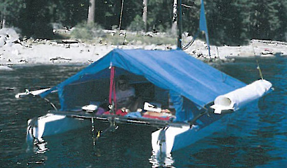 Hobie Forums • View topic - 21SC Tent info or photos